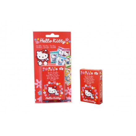 Juego de familias Hello Kitty - France CartesBarajasFrance Cartes