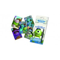 Baraja infantil Monsters University - Fournier
