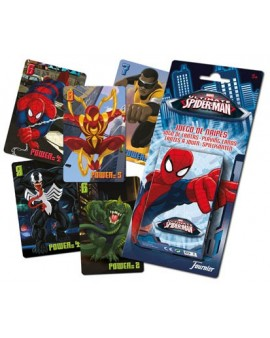 Baraja Infantil Ultimate Spiderman - Fournier