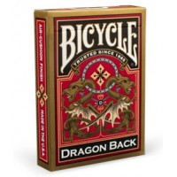 Baraja Poker Dragon Gold - BicycleRoot