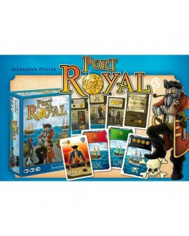 Port Royal - cartas - Homoludicus