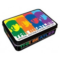 Cartas de poker The Beatles - caja deluxe