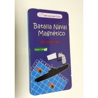 Batalla naval magnético - The purple cow-Fournier