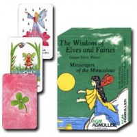 Tarot Mini The Wisdom of Elves and Fairies - AGM Müller