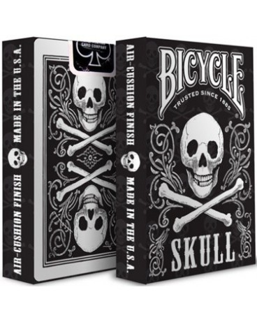 Baraja Skull - BicycleRoot