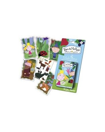 Baraja infantil Ben & Holly's - FournierRoot