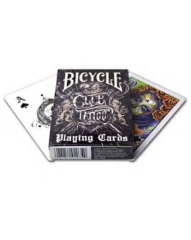 Baraja Club Tattoo - Bicycle