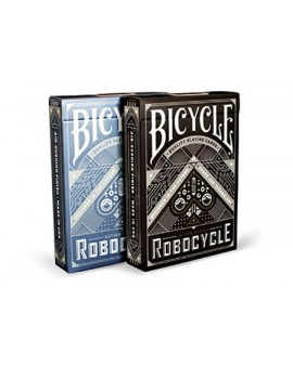 Baraja Poker Robocycle - Bicycle
