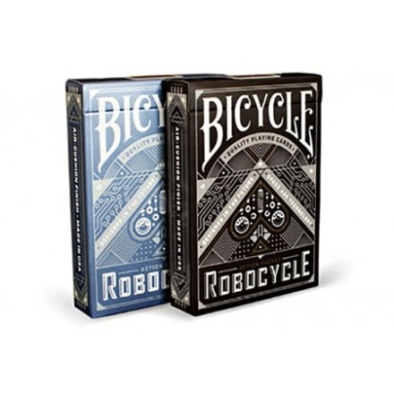 Baraja Poker Robocycle - BicycleRoot