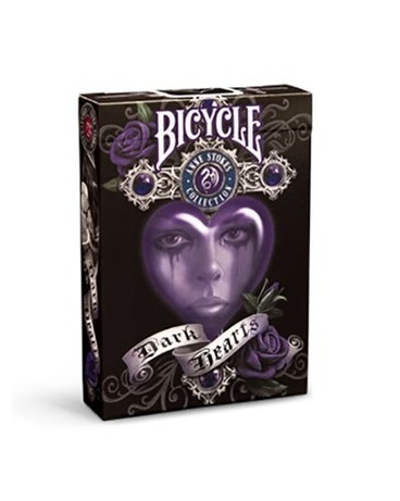 Anne Stokes Dark Hearts - BicycleRootBicycle