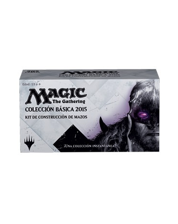 Magic - Kit de construcción de mazosJuegos de Mesa