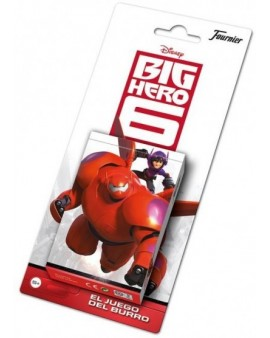 Baraja Infantil Big Hero 6 - Fournier