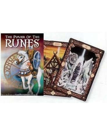 Tarot The Power of the Runes - El poder de la runas