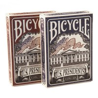 Baraja US Presidents - Bicycle