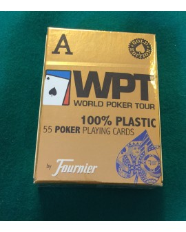 Baraja World Poker Tour WPT. Godel Edition