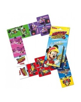 Baraja infantil Mickey and the Roadster Racers - Fournier