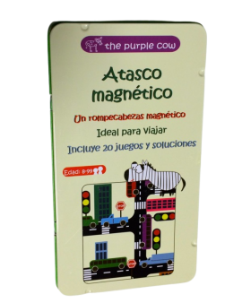 Atasco magnético - The purple cow-Fournier