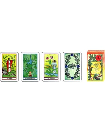 Herbal Tarot - AGM MüllerProductosAGM Müller