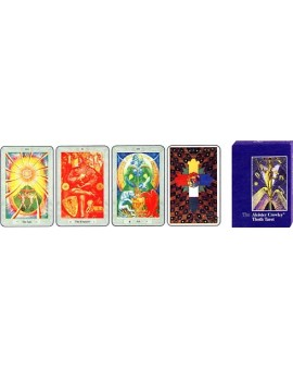 Aleister Crowley Thoth Tarot Standard - AGM MüllerProductosAGM Müller