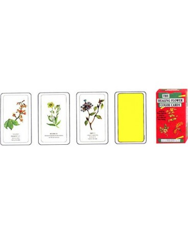 Healing Flowers Colour Cards - AGM MüllerProductosAGM Müller