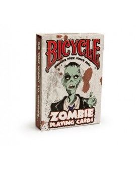 Zombie playing cards - BicycleRootBicycle